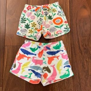 Mini Boden sizes 4 and 5 shorts
